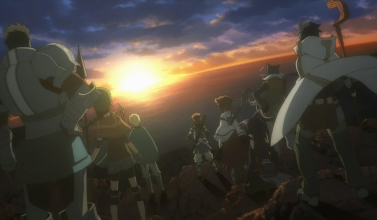 Герои аниме Log Horizon