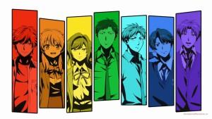Главные герои