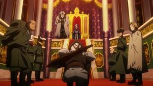 Аудиенция у императора