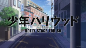 Логотип аниме