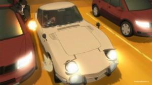 Гонка на автомобилях