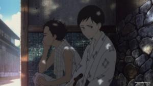 Юные Кикухико и Сукэроку