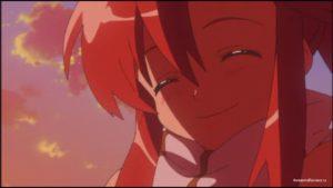 Милая улыбка Йоко