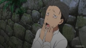 Субару Нацуки (Subaru Natsuki) нездоровится