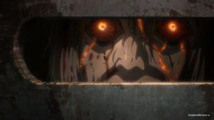 Светящиеся глаза кабанэ