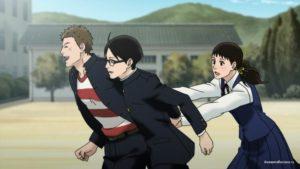 Каору, Сэнтаро и Рицуко (Kaoru and Sentarou and Ritsuko)