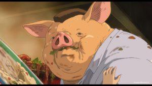 Папа свин