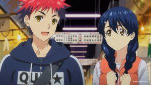 Сома и Мегуми