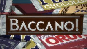 Baccano! (Шумиха!)
