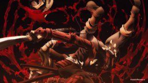 Кровавый прием