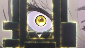Глаз Танечки горит