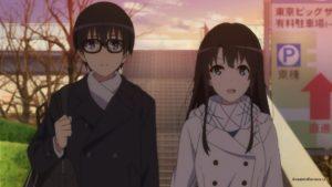 Мегуми и Томоя