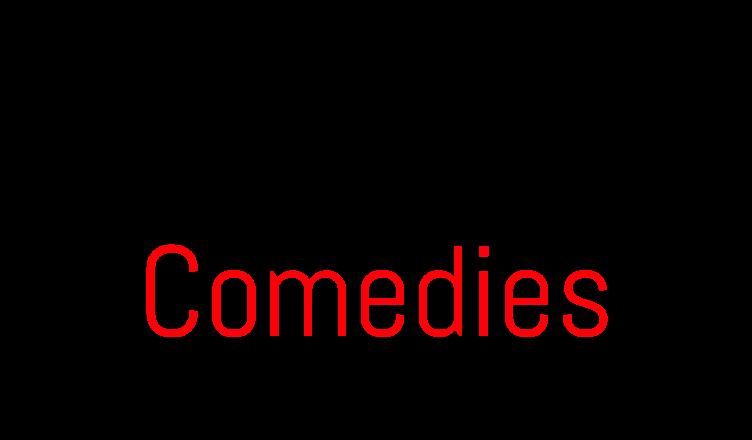 Top-10 comedies