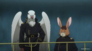 Голубь и кролик