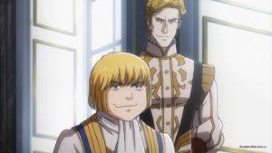 Принц и аристократ