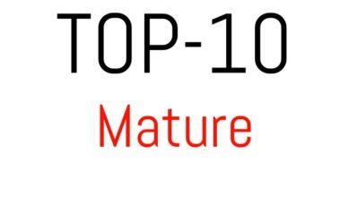Top-10 mature