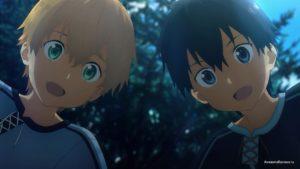 Eugeo and Kirito