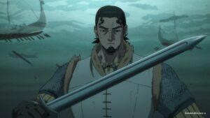 Торс с мечом