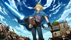Артур на коне