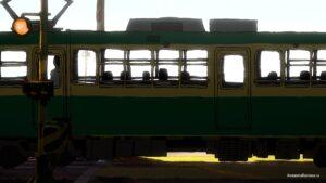 Поезда аля Синкай
