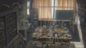 Комната со склянками