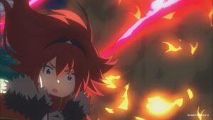 Огненное сражение