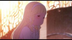 Sayonara no Asa ni Yakusoku no Hana o Kazarou («Maquia When the Promised Flower Blooms», «Укрась прощальное утро цветами обещания»)